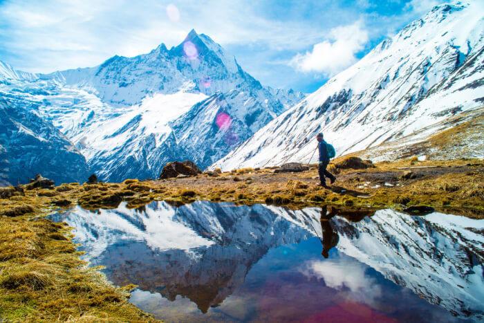 Annapurna Base Camp Short Trek- 14days