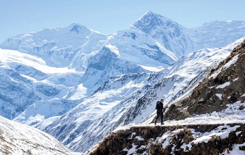 Nar Phu Valley with Annapurna Circuit