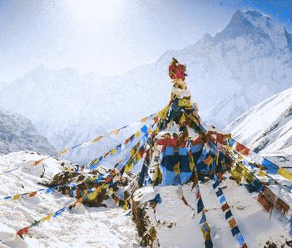 Everest Base Camp with Gokyo Ri trekking