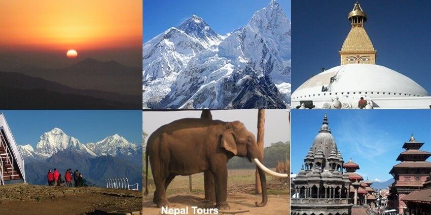 Nepal Tour At a Glance